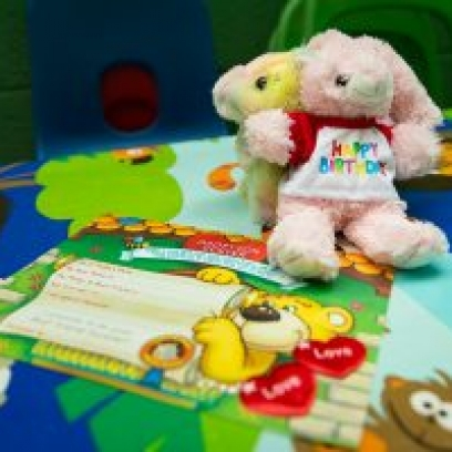 Make a Soft Toy Party Monday - Thursday