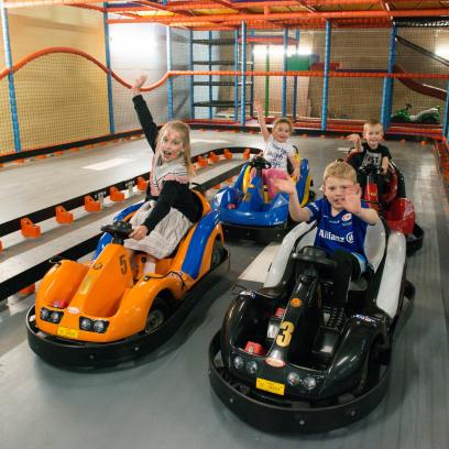 Go Kart Party Monday - Thursday