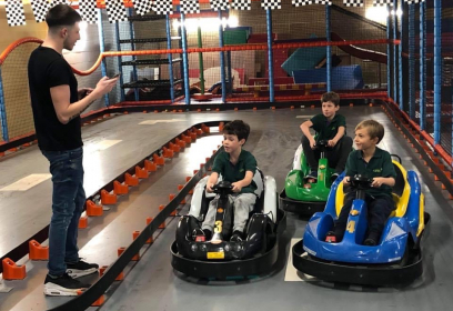 After School Go Kart Party