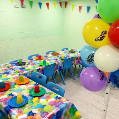 After school/ Summer Holiday Party